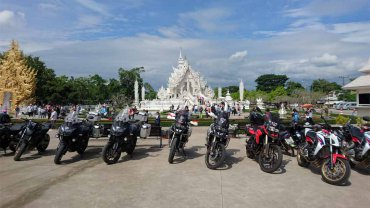 Amazing Thailand Motorcycle Tour