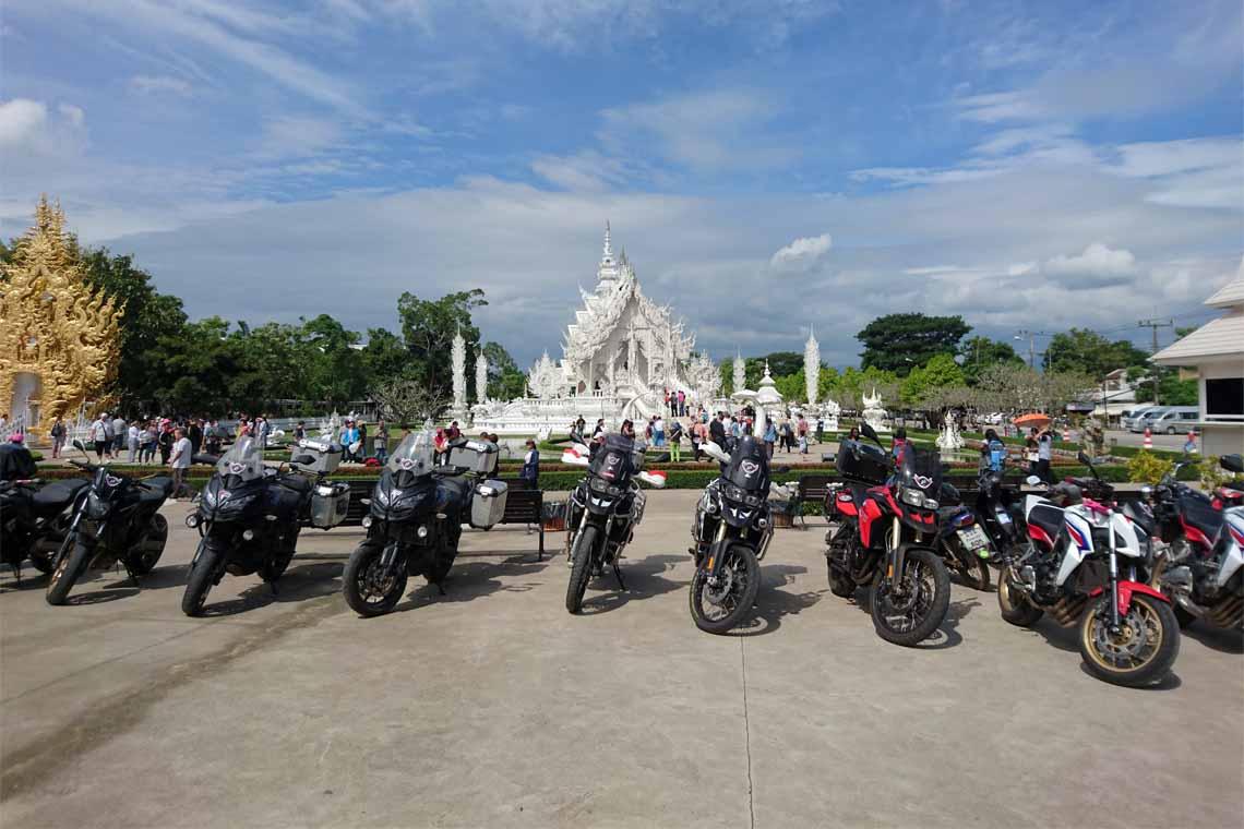 Amazing Thailand Motorcycle Tour