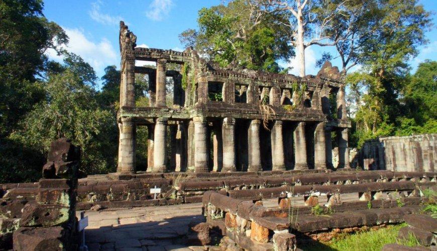 Cambodia City Tour