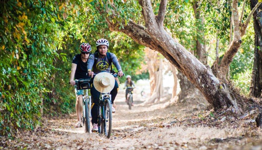 Angkor Biking Trip