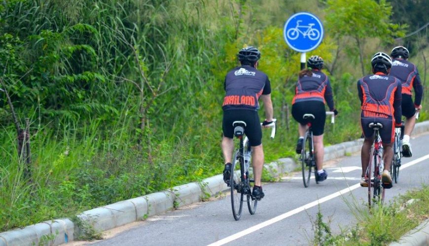 Bangkok Phuket Road Bike Tours