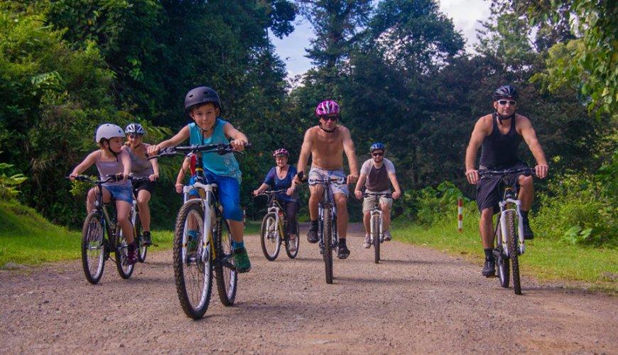 Sabah Escapade Biking Trip