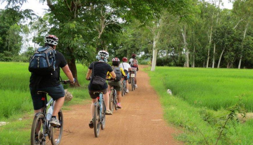 Cycling Tour Sukhothai