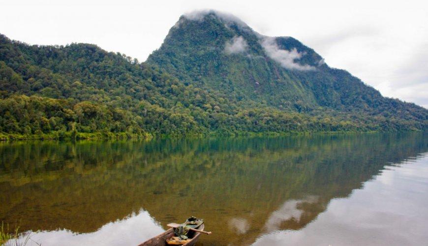 Five Lakes Expedition Sumatra
