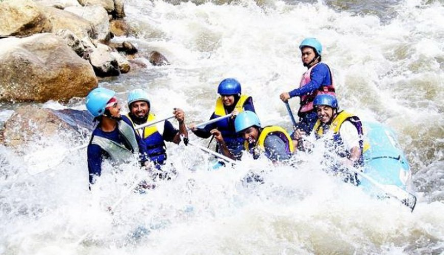 Rafting All Adventure Trip