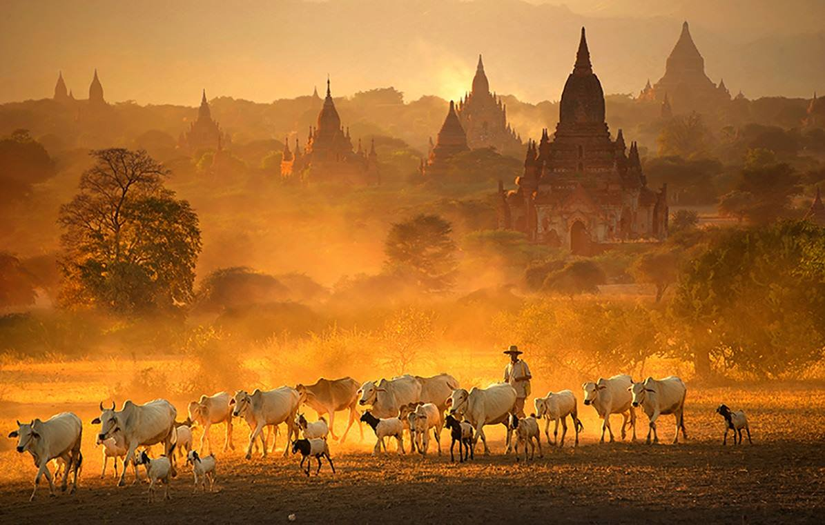 Overland Classic Myanmar Tours