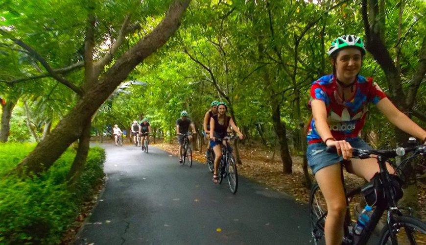 Siam Sawan Biking Trip