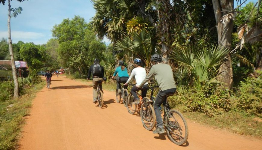Siem Reap Bicycle Trip