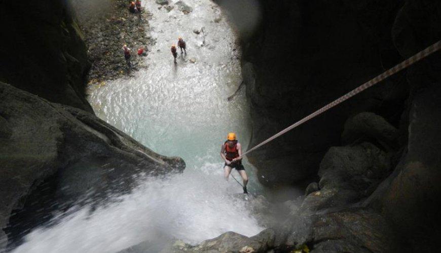 Canyoning Adventure Moalboal Cebu