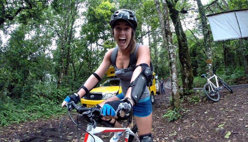 Chiang Dao Mountain Biking Tour