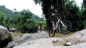 Chiang Dao Mountain Biking Tour