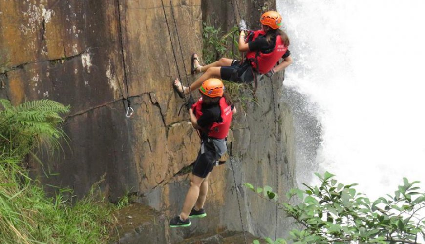 Da Lat Cayoning Adventure Tour