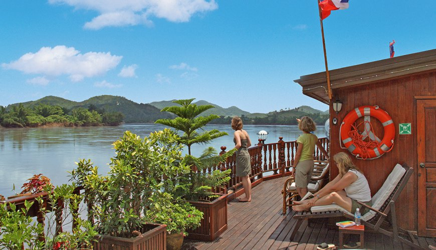 Mekong River Cruise Tour