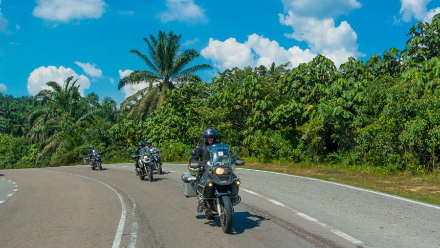 Motorcycling Tour Malaysia