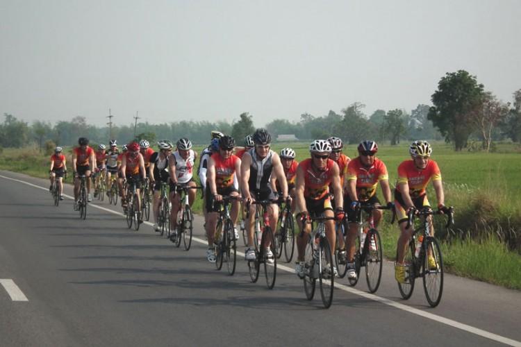 Northeast Thailand Bike Tour