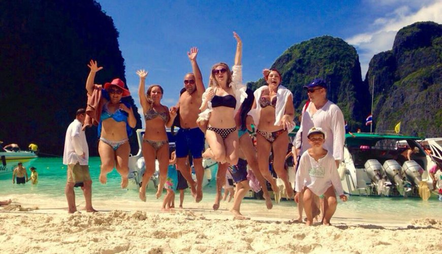 Phi Phi Island Day Trip