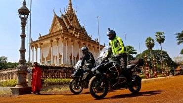 Treasures Cambodia Motorbiking