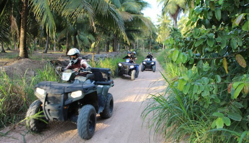 ATV Tour Pattaya