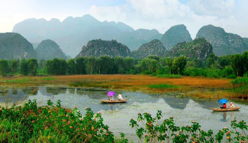 Unveil Indochina Tour