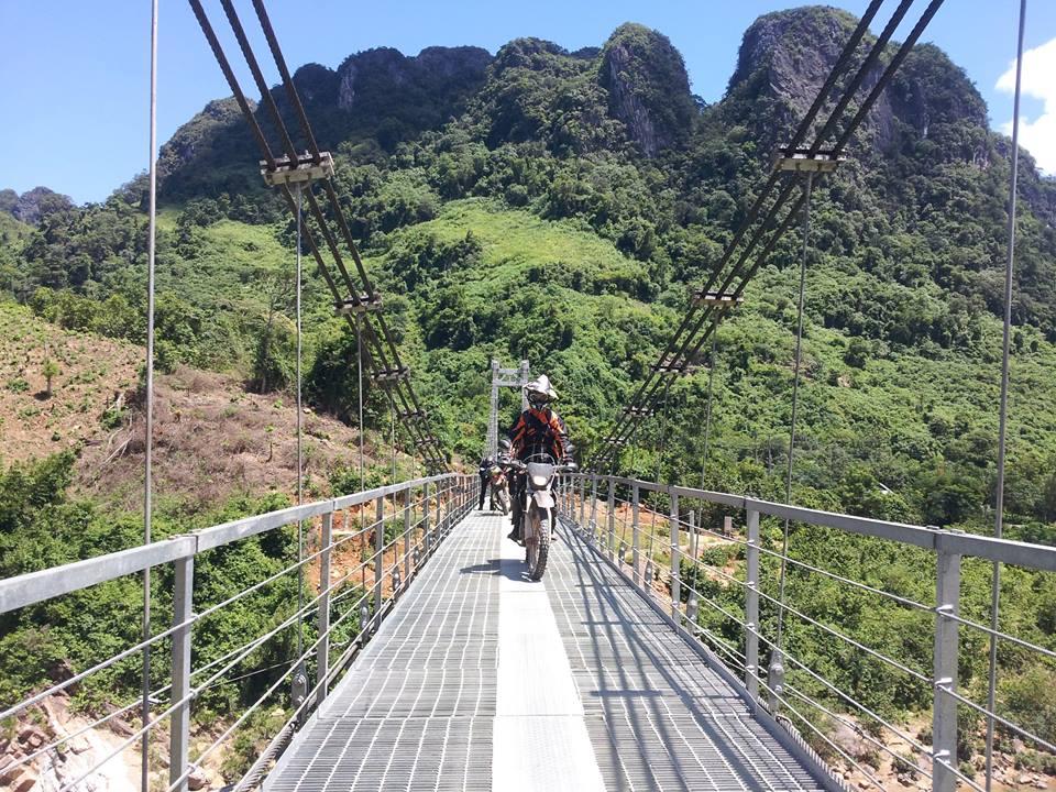 Vietnam Laos Overland Motorcycle Tour