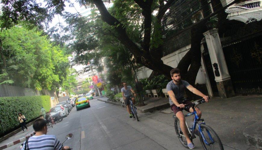 Bangkok Biking Trip