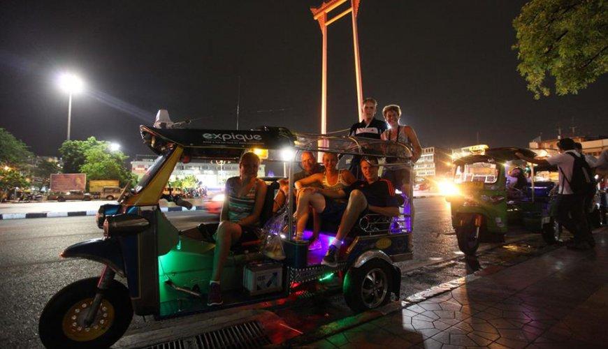 Bangkok Night Trip