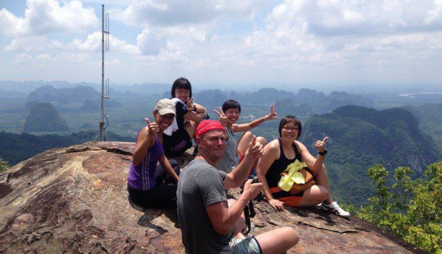 Khao Honnak Trekking Tour