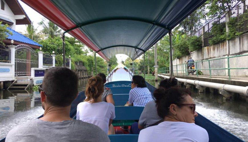 River Delta Adventure Tour