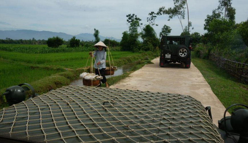 Vietnam Jeep Tour