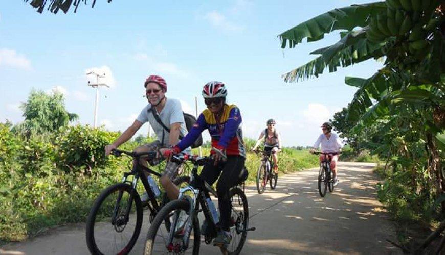 Sukhothai Cycling Tour