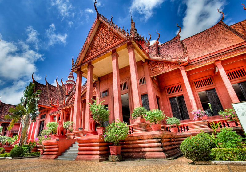 National Museum : Phnom Penh
