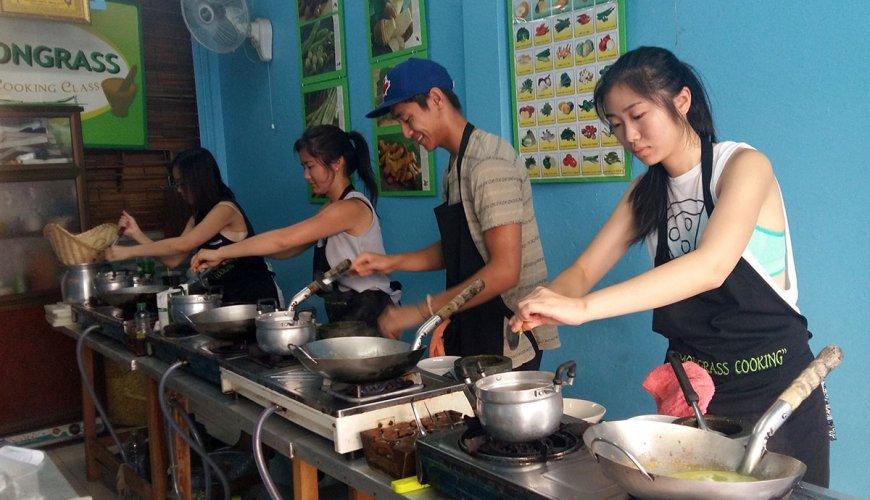 Lemongrass Cooking School