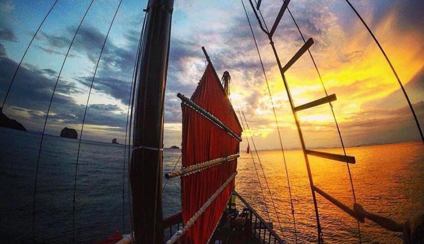 Krabi 5 Islands Sunset Cruise Tour