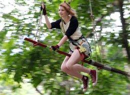 Krabi Ziplining Tour