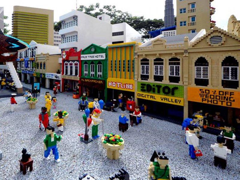 Legoland Theme Park Leisure Activity @ Johor Bahru, Malaysia