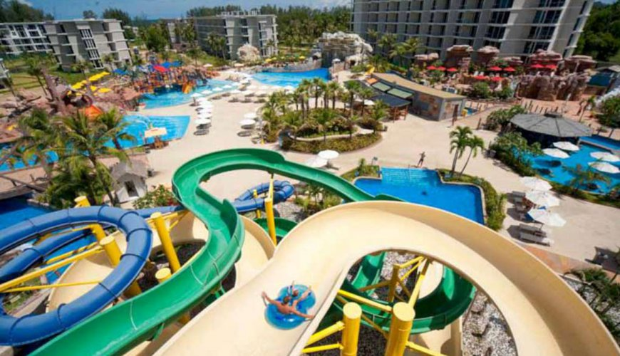 Phuket Splash Jungle Waterpark