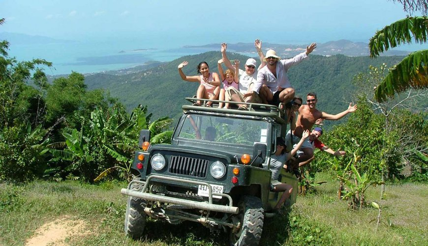 Samui Jungle Safari Tour