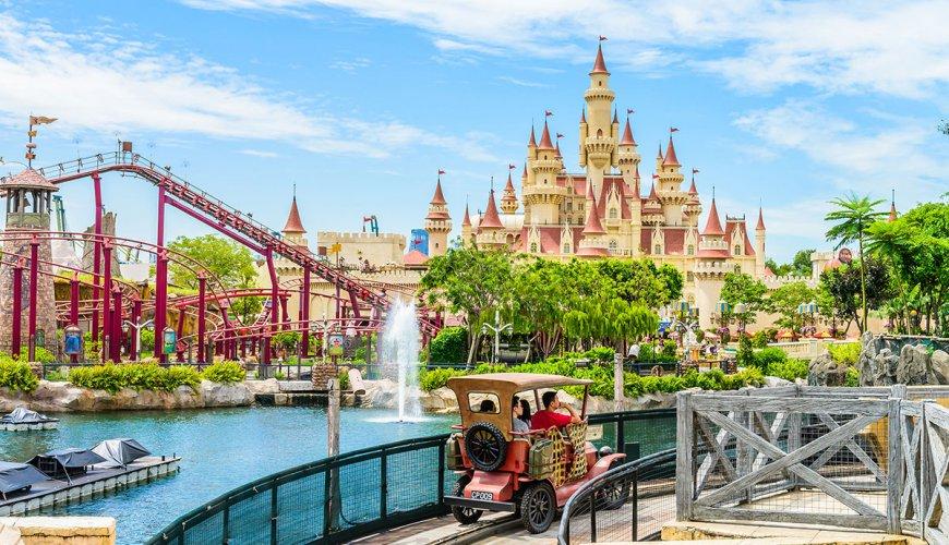Universal Studios : Singapore
