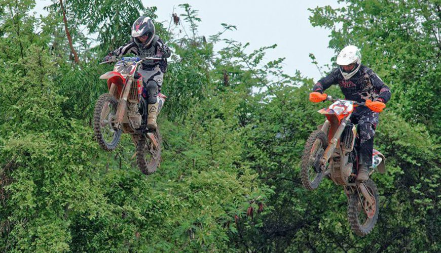 Hua Hin Dirt Bike Tour