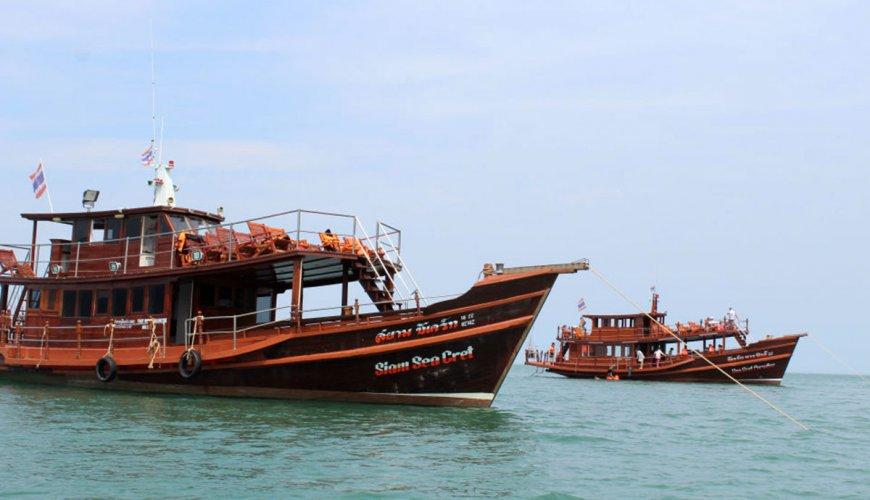 Hua Hin Cruise Tour