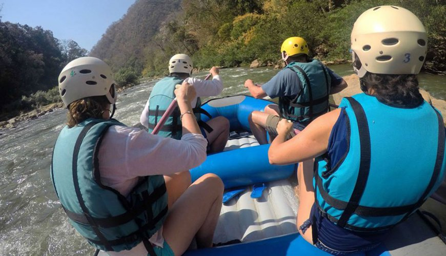 Pai River Rafting Tour