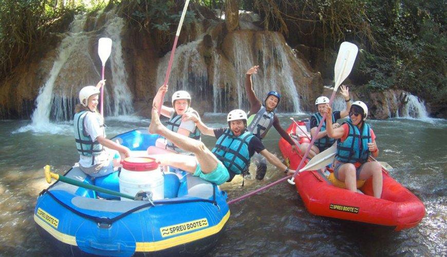 Pai River Rafting Tour